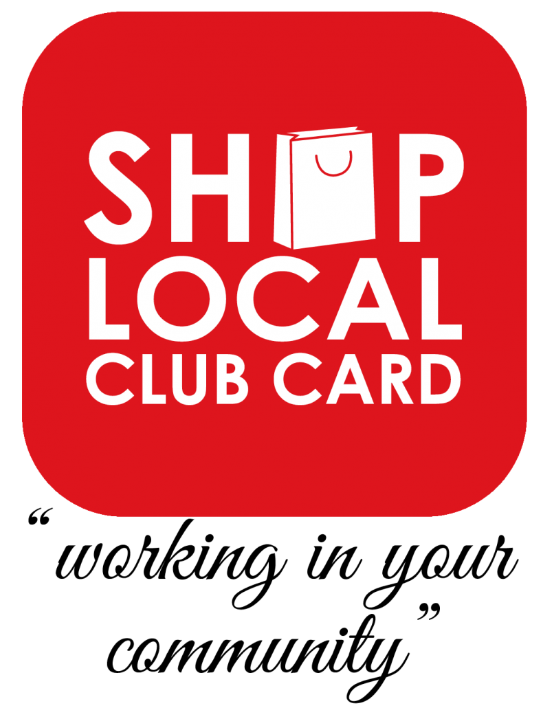 Shop Local Loyalty Card Program for Small Business