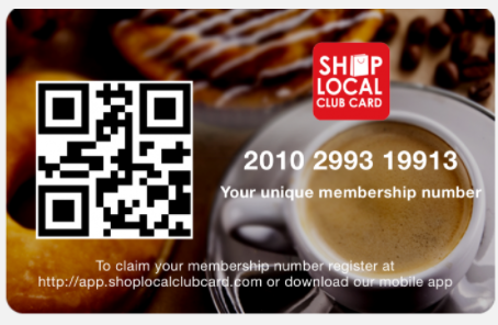 Single Membership Card